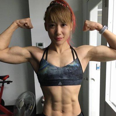 渡辺華奈は筋肉がすごい格闘美女!プロフ・家族は?彼氏はいる ...